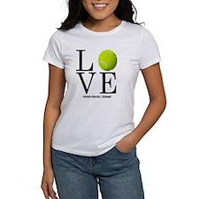 LOVE Tennis Tee