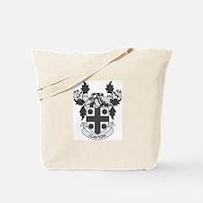 CLAYTON Coat of Arms Tote Bag