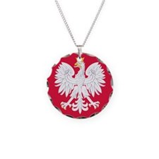 Poland Coat of Arms Necklace
