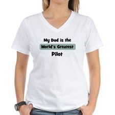 Worlds Greatest Pilot Shirt