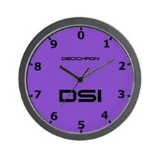 DSI DeciChron Wall Clock