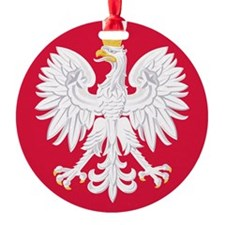 Poland Coat of Arms Ornament