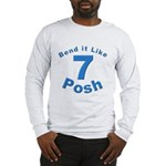 Be Posh with this Long Sleeve T-Shirt