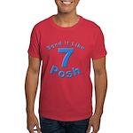 Be Posh with this Dark T-Shirt