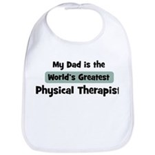Worlds Greatest Physical Ther Bib