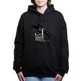 Cute horse Hooded Sweatshirt