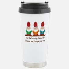Burning Stare of The Gn Stainless Steel Travel Mug