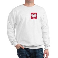 Poland Coat of Arms Sweatshirt