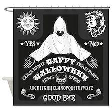 Ouija Board - Halloween Edition Shower Curtain