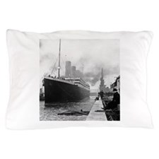 Titanic Pillow Case