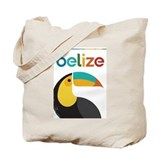 Belize Canvas Totes