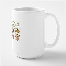 Botanical Illustrations - Larousse Plan Ceramic Mugs