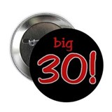 30 birthday buttons Single