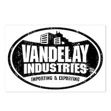 Unique Vandelay Postcards (Package of 8)