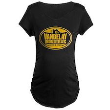 vandelay2 Maternity T-Shirt