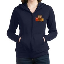 Owls Women's Zip Hoodie