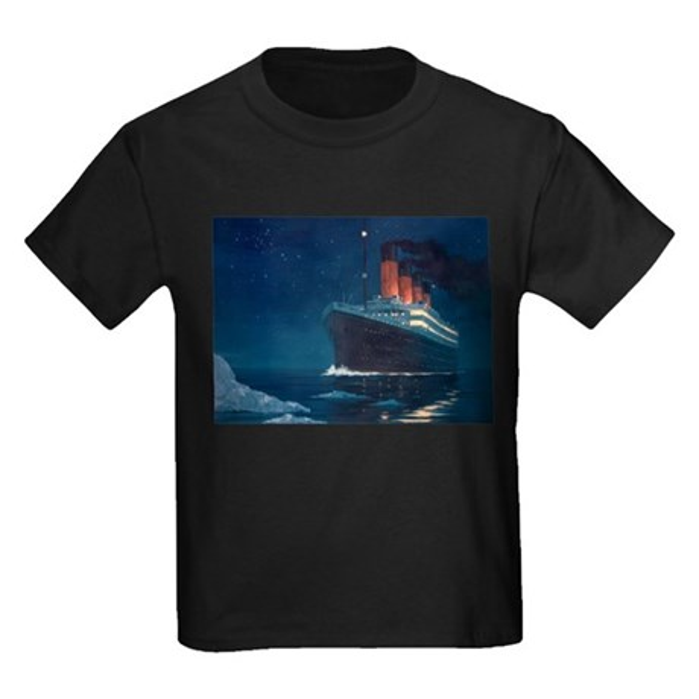 CafePress Titanic T-Shirt
