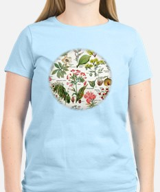 Botanical Illustrations - La T-Shirt