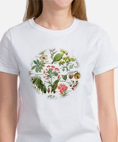 Botanical Illustrations - Larousse Tee