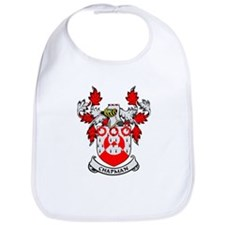 CHAPMAN Coat of Arms Bib