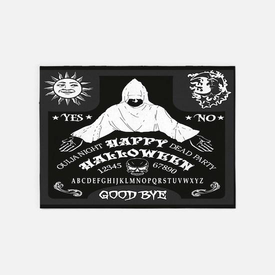 Ouija Board - Halloween Edition 5'x7'Area Rug