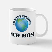 World's Greatest New Mom Mugs