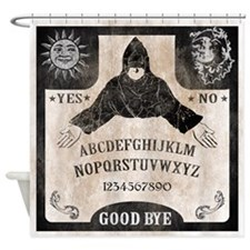 Vintage Ouija Board Shower Curtain