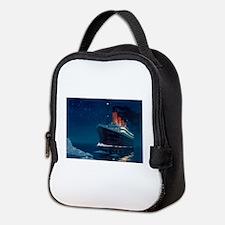 Titanic Neoprene Lunch Bag