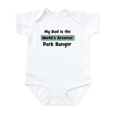 Worlds Greatest Park Ranger Infant Bodysuit