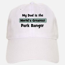 Worlds Greatest Park Ranger Baseball Baseball Cap