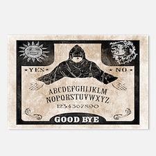 Vintage Ouija Board Postcards (Package of 8)