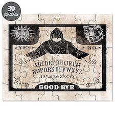 Vintage Ouija Board Puzzle