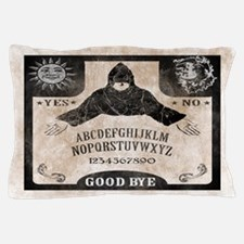 Vintage Ouija Board Pillow Case