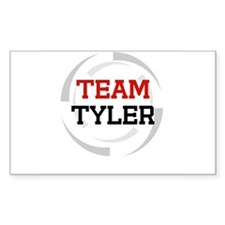 Tyler Rectangle Decal