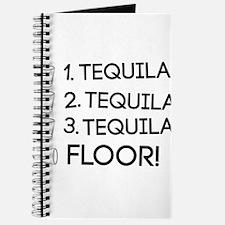 1 Tequila 2 Tequila 3 Tequila Floor! Journal