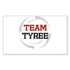 Tyree Rectangle Decal
