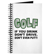 Don't Drink & Drive Journal