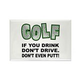Golf magnets Single