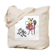 Bee Joyful Tote Bag