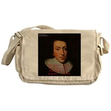 John Milton Messenger Bag
