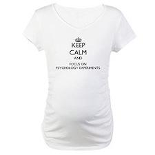 Keep Calm and focus on Psycholog Shirt