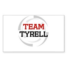 Tyrell Rectangle Decal