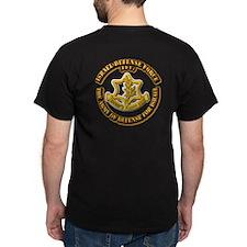 Israel - Duchifat Warrior Pin - No Te T-Shirt