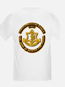 Israel - Duchifat Warrior Pin - T-Shirt
