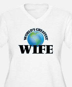 World's Greatest Wife Plus Size T-Shirt