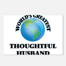 World's Greatest Thoughtf Postcards (Package of 8)