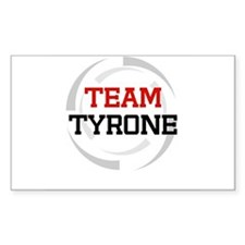 Tyrone Rectangle Decal