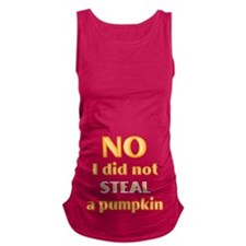 No I Did Not Steal A Maternity Tank Top