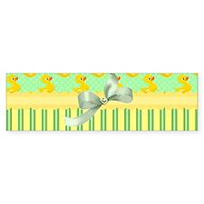Rubber Ducky's Bumper Bumper Sticker