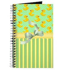 Rubber Ducky's Journal